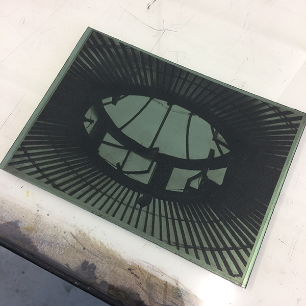 Photopolymer Etching | East London Printmakers