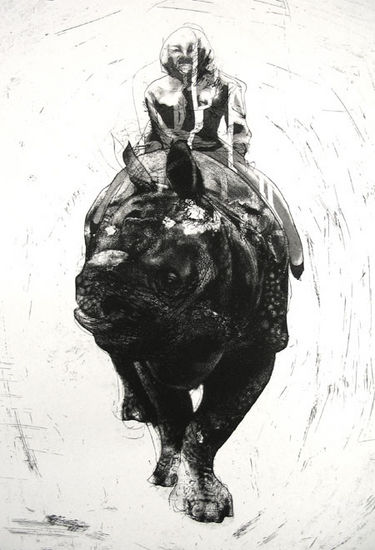rhino-girl